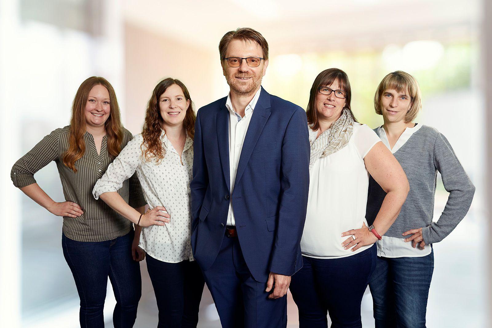 Mag. Kies - unser Team (Foto: Michael Schafranek)